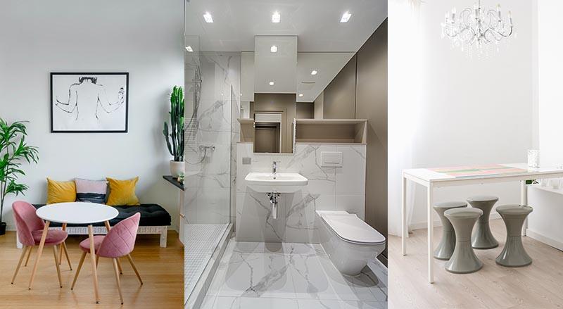 Tipos de suelo para el interior del hogar