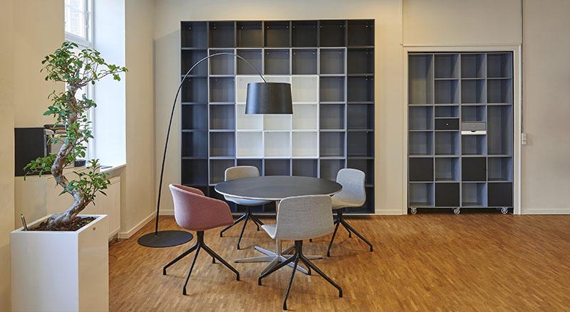 Diseño de oficinas poscovid