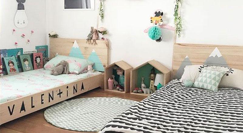 Consigue las claves para decorar una habitación infantil de la mejor manera posible