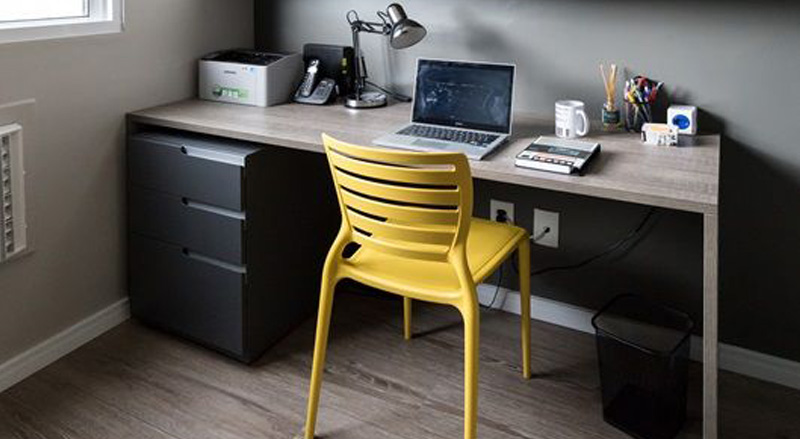 Cómo conseguir una oficina perfecta en tu casa