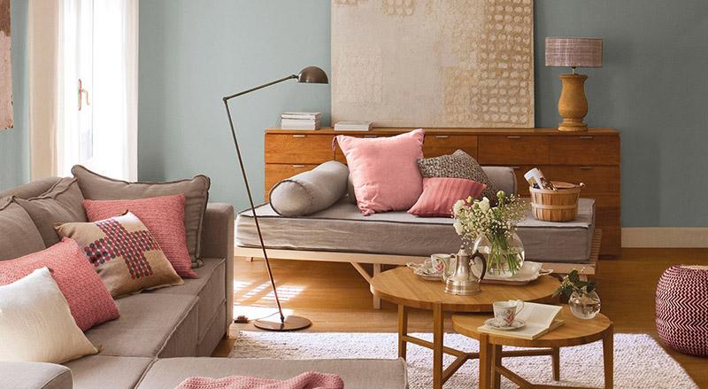 Consigue una transformación completa de tu hogar con estas combinaciones de colores